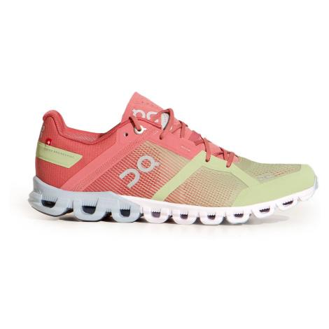 Boty On Running CLOUDFLOW 2020 WOMAN červená|zelená