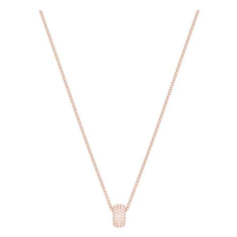 Swarovski Bronzový náhrdelník Fashion Jewelry