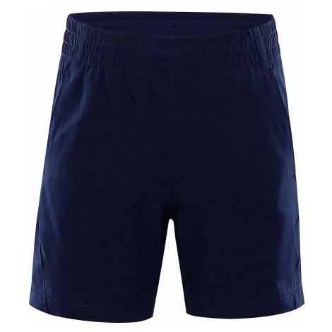 Dětské letní šortky Alpine Pro HINATO 3 - tmavě modrá