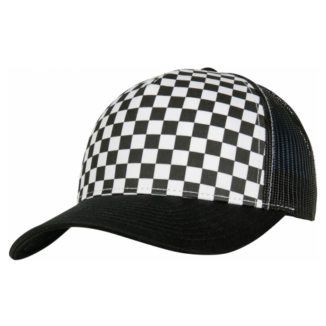 Kšiltovka Flexfit Checkboard Yupoong
