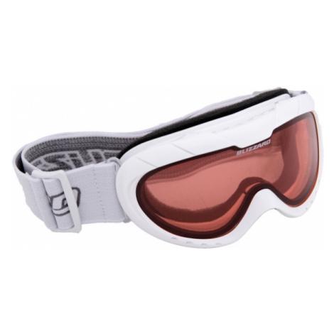 Blizzard BLIZ SKI GOG šedá - Dětské sjezdové brýle
