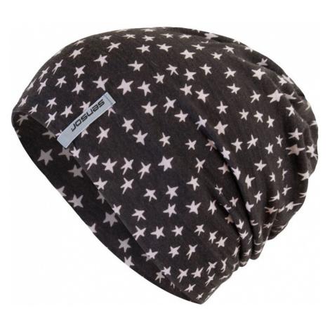 MERINO IMPRESS Zimní čepice 20200085 černá Sensor