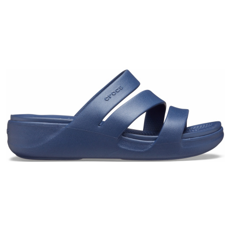 Crocs Crocs Monterey Wedge W Navy W9