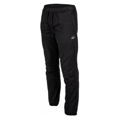 Willard TEDNY černá - Pánské zateplené kalhoty