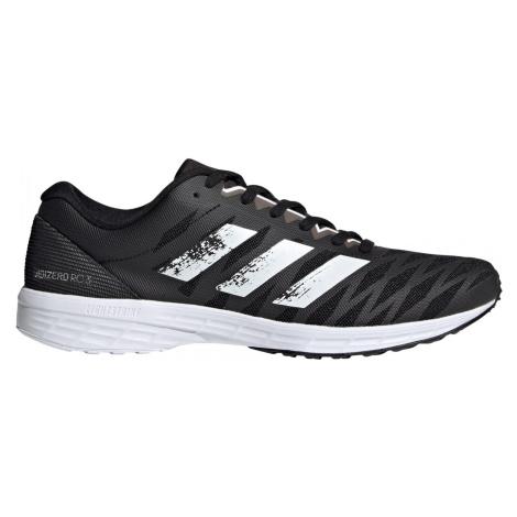 Běžecká obuv adidas Adizero Race 3 Černá / Bílá