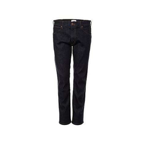 Wrangler jeans Greensboro pánské tmavě modré