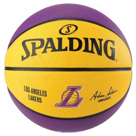 SPALDING NBA TEAM L.A. LAKERS BALL 83510Z