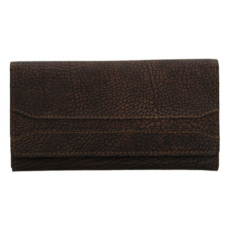 Dámská peněženka Lagen Marion - tmavě hnědá