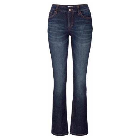 Pohodlné strečové džíny BOOTCUT Bonprix