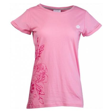 Lotto ELSA růžová - Dámské triko