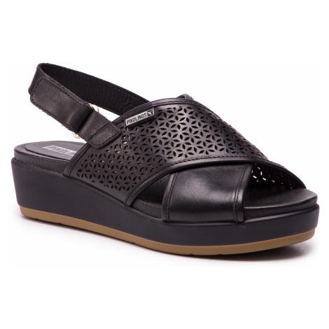 Sandály PIKOLINOS - W1G-1734 Black