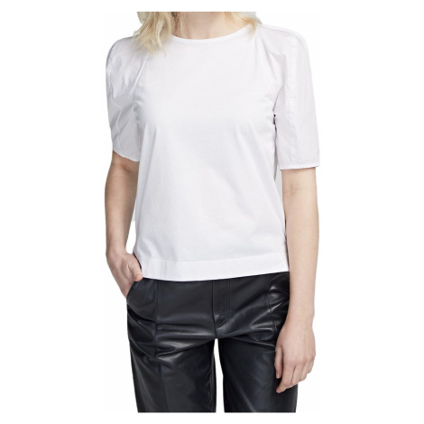 Bílé tričko - KARL LAGERFELD
