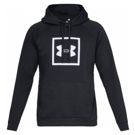 Mikina Under Armour Rival Fleece Logo Hoodie Černá