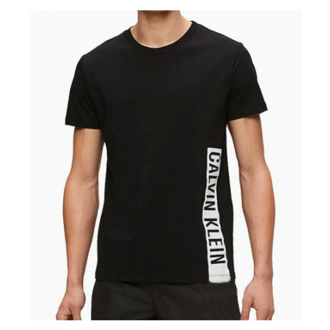 Pánské tričko Calvin Klein KM00481 černá | černá