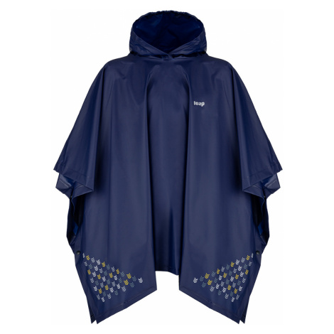 LOAP XAPO Dětská pláštěnka pončo RJK2001L39L modrá