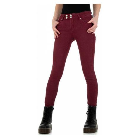 Dámské úzké džíny
