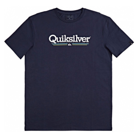 Quiksilver TROPICAL LINES SS - Pánské triko