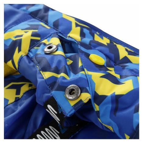 Dětská lyžařská bunda Alpine Pro INTKO 2 - modrá