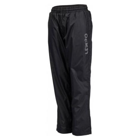 Lewro SURRI zelená - Dětské zateplené kalhoty