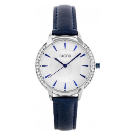 Dámské hodinky PACIFIC X6167 - pasek - szary (zy661a)