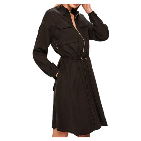 Černé šaty DIESEL