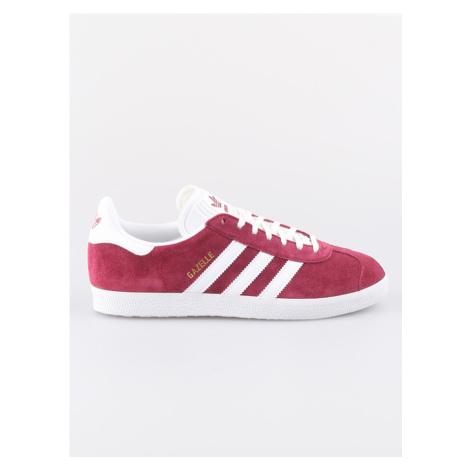 Boty adidas Originals Gazelle Červená
