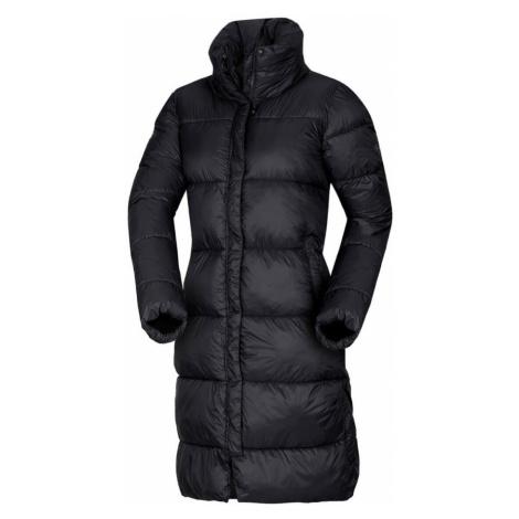 NORTHFINDER VINCENZIA Dámský kabát dlouhý BU-4849SP269 černá