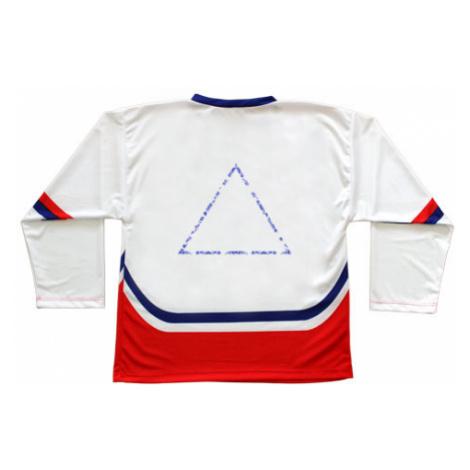 Hokejový dres ČR Cibulákový minimalismus