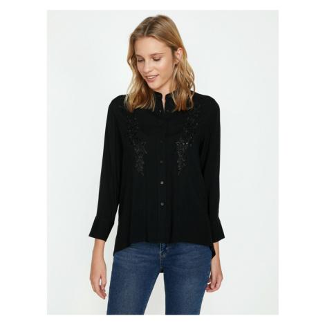 Koton Lace Detail Shirt