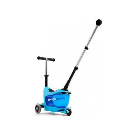 Micro Mini2go Deluxe Plus modrá