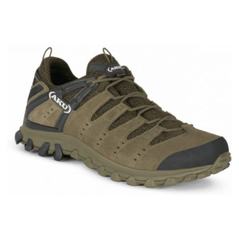 Pánská obuv AKU Alterra Lite GTX Low camo green/black