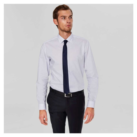 Bílá košíle Regpen Slim Fit Selected