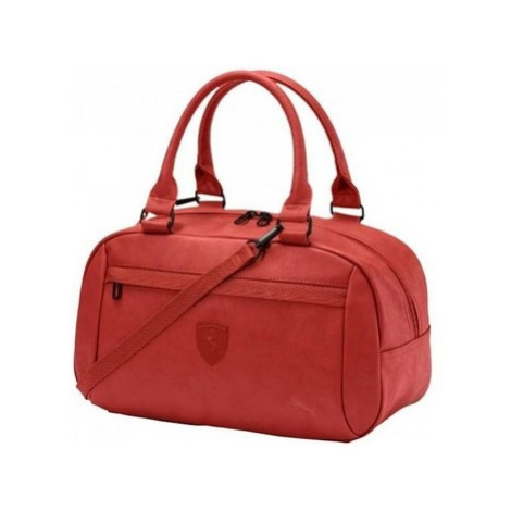 Puma SF LS Handbag Červená