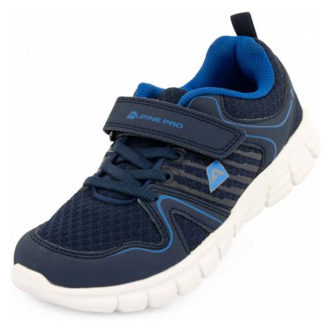 ALPINE PRO KAGANO Dětská sportovní obuv KBTR244602 mood indigo