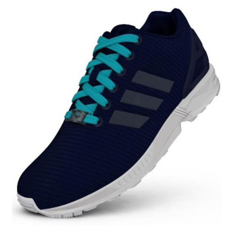 Boty Adidas ZX Flux W night indigo-night indigo-blue glow s16