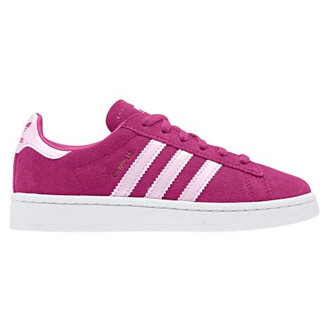 Adidas Campus Kids růžové B41957
