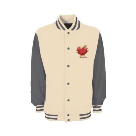 Dětská sportovní bunda Baseball  Teddy with heart