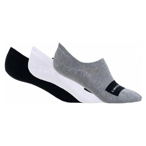 CALVIN KLEIN 3-Pack ponožky