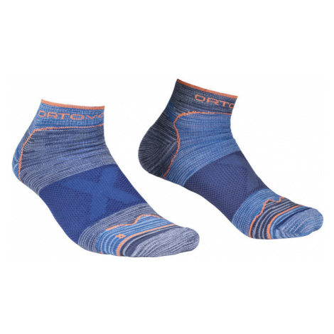 Pánské ponožky Ortovox Alpinist Low Socks dark grey
