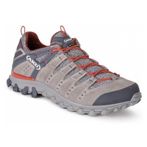 Pánská obuv AKU Alterra Lite GTX šedo/červená