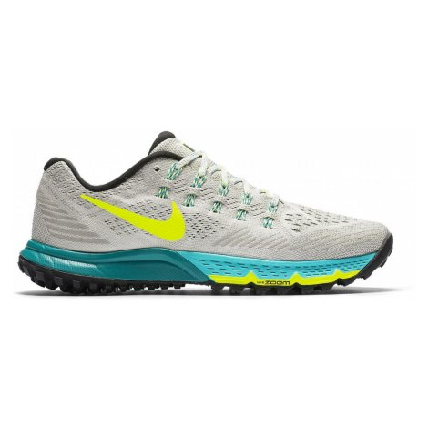 Dámské trailové boty Nike Air Zoom Terra Kiger 3 Šedá / Žlutá