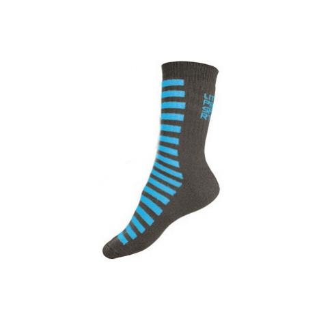 Termo ponožky Litex 9A011 | tyrkysová
