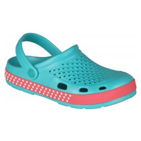 Coqui LINDO W modrá - Dámské sandály