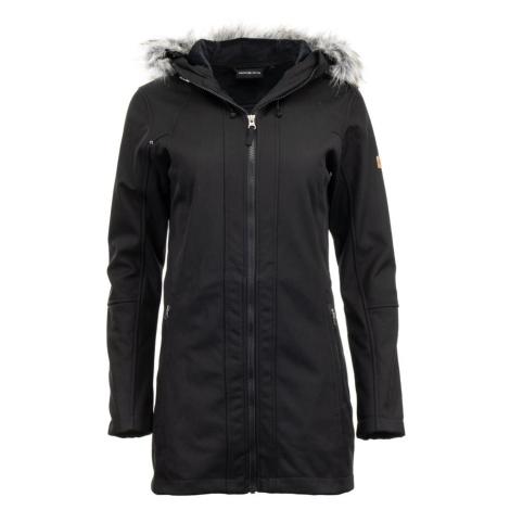Masia černá dámský kabát