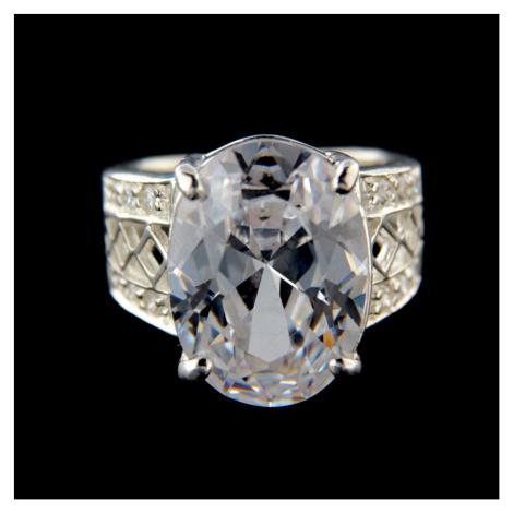Stříbrný prsten 34329 AMIATEX