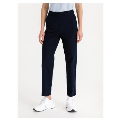 Kalhoty Tommy Hilfiger Modrá