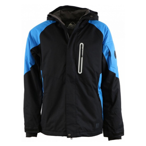 PIROL péřová bunda Gentleman Snow Golem FWM17003 zimní lyžařská