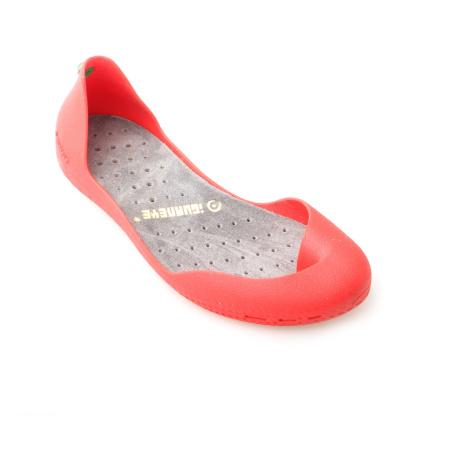 baleríny Iguaneye Freshoes Pepper red/Ash grey