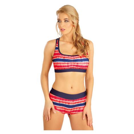 LITEX Plavky kalhotky bokové s nohavičkou. 52092