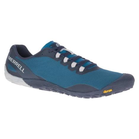 Obuv Merrell Vapor Glove 4 M - modrá/tmavě modrá